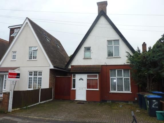 Thumbnail Detached house for sale in Park Road, Wembley, Middlesex, Greater London