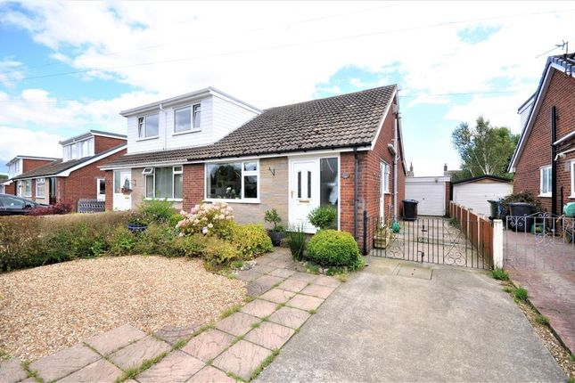 Thumbnail Semi-detached house to rent in Wades Croft, Freckleton, Preston, Lancashire