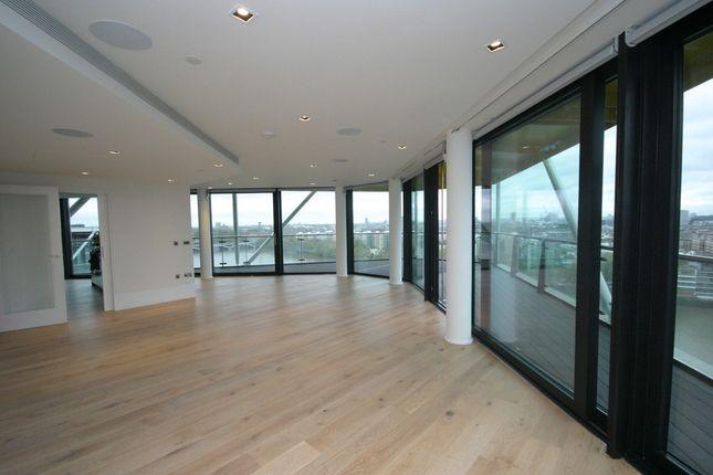Thumbnail Flat to rent in Nine Elms Lane, Battersea, London