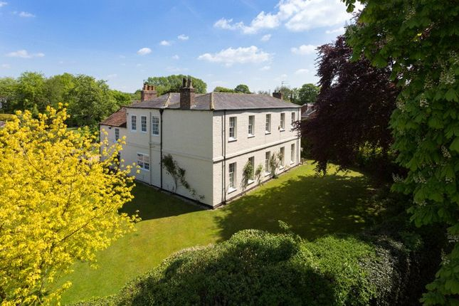 Thumbnail Detached house for sale in Burnby, York, East Yorkshire