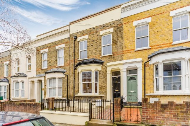Thumbnail Terraced house to rent in Rushmore Road, London