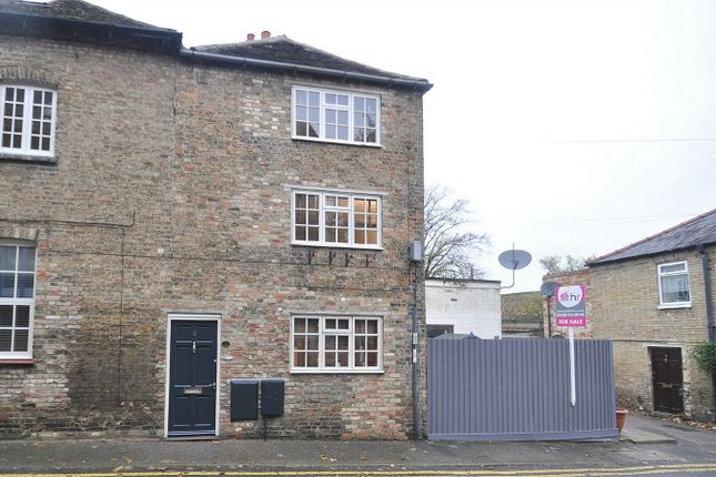 Thumbnail Town house to rent in Orchard Lane, Huntingdon, Cambridgeshire
