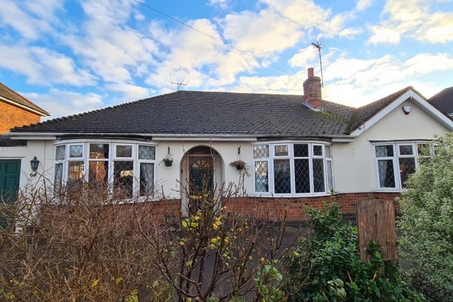 Thumbnail Bungalow for sale in Johnson Road, Birstall