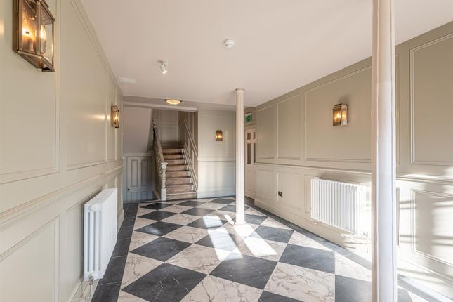 Entrance Hall of Apartment Five, 71 Welham Road, Norton, Malton YO17