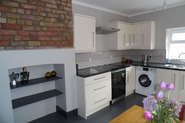 Thumbnail Terraced house to rent in Westbrook Road, Margate