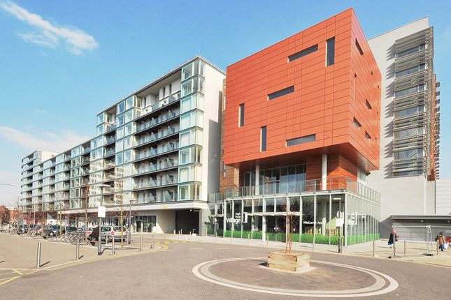 Front Shot of Station Approach, Hayes UB3