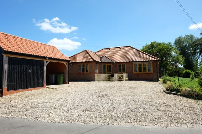 Thumbnail Detached house to rent in Upton, Norwich, Norfolk