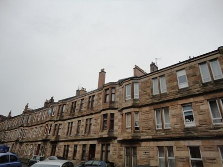 Thumbnail Flat to rent in Linden Street, Anniesland, Glasgow
