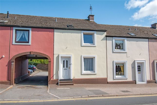 Thumbnail Terraced house for sale in Scotland Road, Penrith
