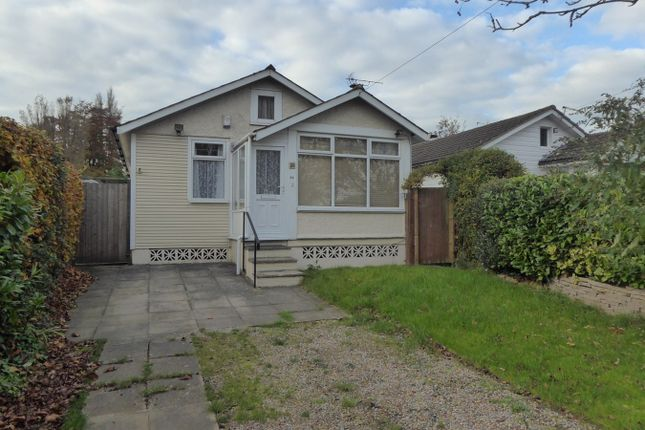 Thumbnail Detached bungalow for sale in Hawkesley Drive, Northfield, Birmingham