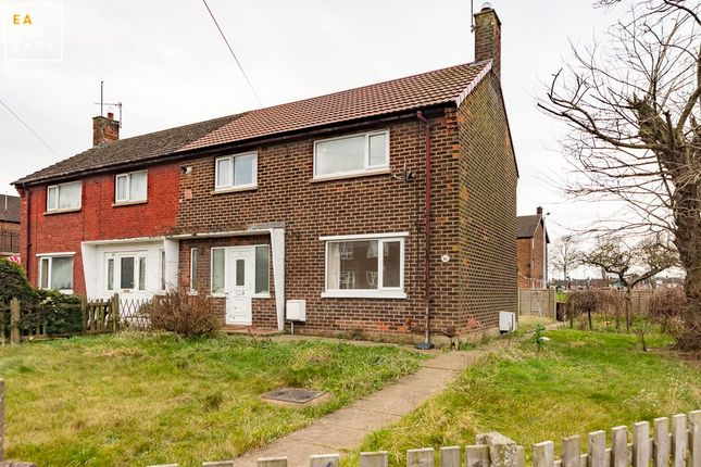 Thumbnail Semi-detached house to rent in Bellingham Road, Scunthorpe