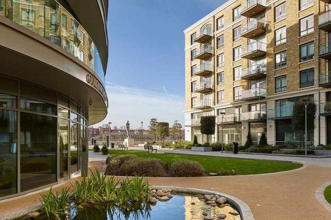 Thumbnail Flat for sale in Parr's Way, London