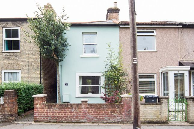 Thumbnail Terraced house for sale in Aubrey Road, London