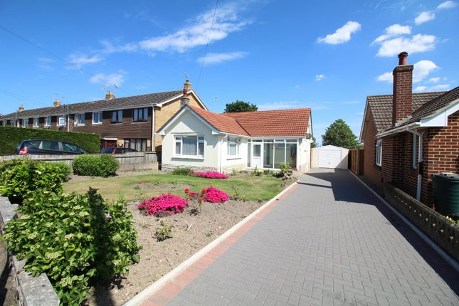 Thumbnail Detached bungalow for sale in Douglas Close, Upton, Poole