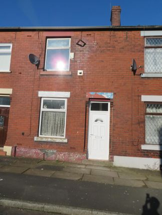 2 bed terraced house to rent in Clara Street, Deeplish OL11