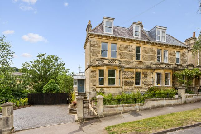 Semi-detached house for sale in The Tyning, Bath, Somerset