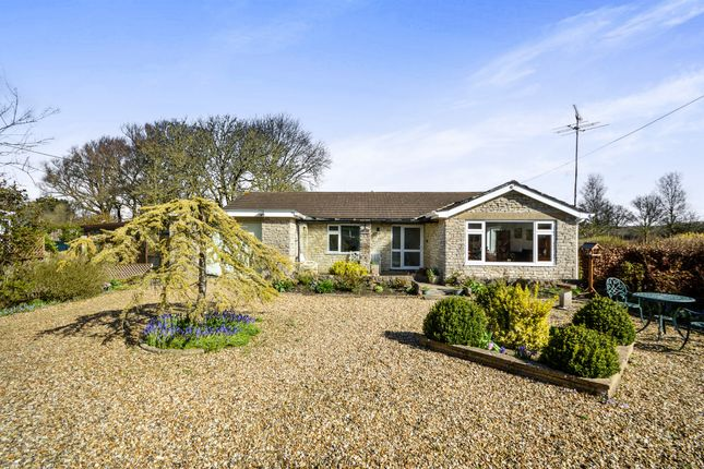 Thumbnail Detached house for sale in Theobalds Green, Calstone, Calne