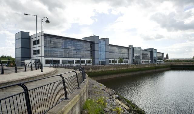 Thumbnail Office to let in Ground Floor West, Hudson Quay, The Halyard, Middlesbrough