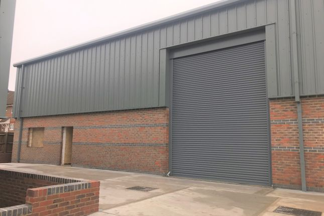Thumbnail Light industrial to let in Hoyle Road, Peacehaven