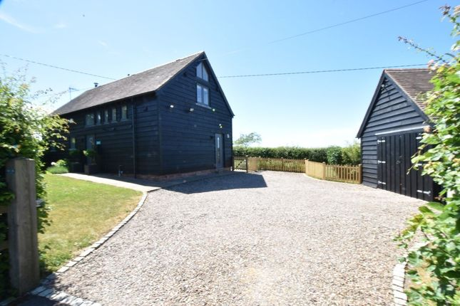 Thumbnail Detached house for sale in Evesham Road, Church Lench, Evesham