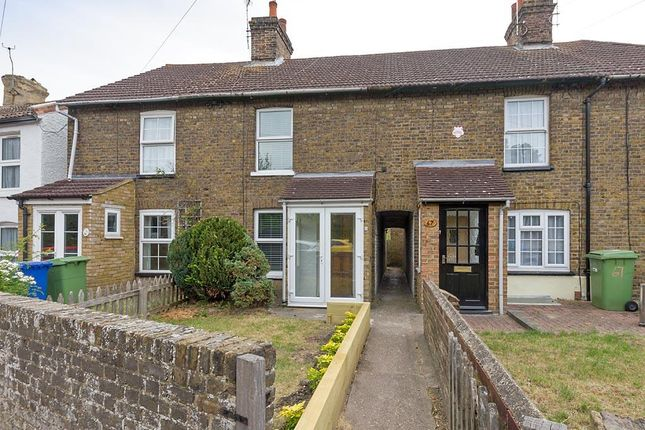 Thumbnail Terraced house for sale in Borden Lane, Sittingbourne