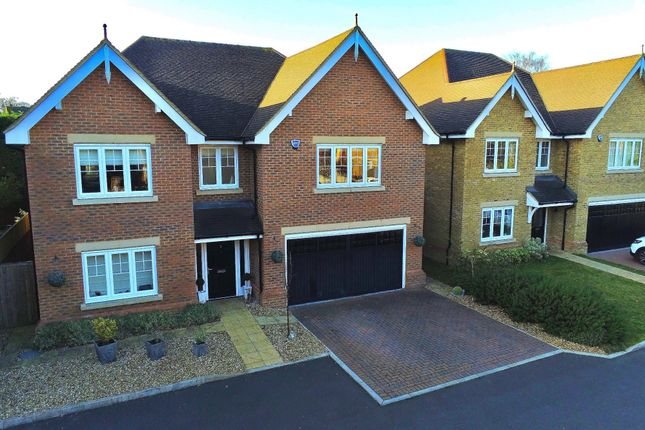 Thumbnail Detached house for sale in Marstan Place, Camberley