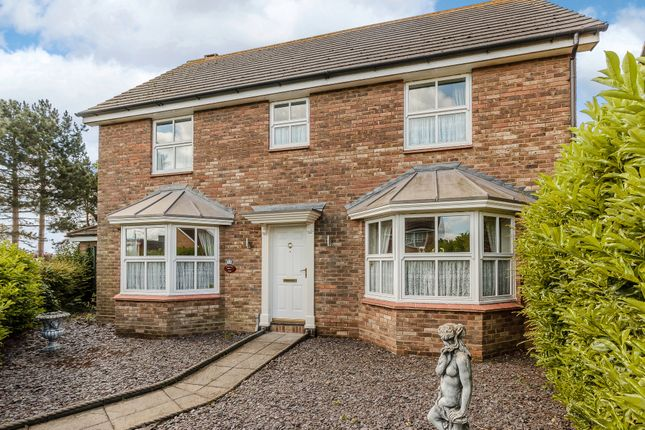 Thumbnail Detached house for sale in Four Sisters Way, Leigh-On-Sea