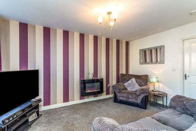 Living Room of Merchant Croft, Barnsley, South Yorkshire S71