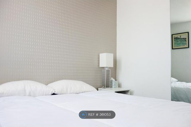 Bedroom 1 In Simple Minimalist Style.