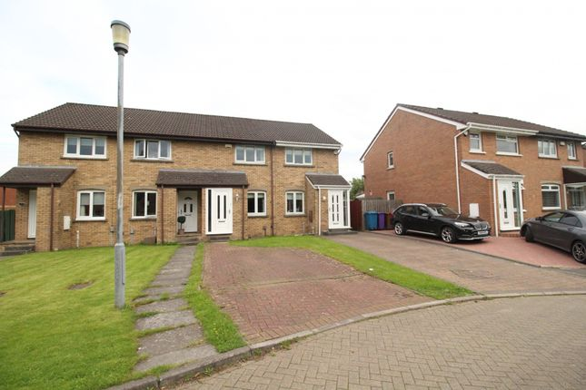 Thumbnail Terraced house for sale in Micklehouse Oval, Baillieston, Glasgow