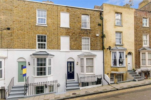 Thumbnail Town house for sale in Abbots Hill, Ramsgate