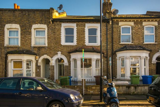 Thumbnail Terraced house to rent in Darrell Road, East Dulwich