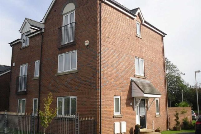 Thumbnail Semi-detached house to rent in Neapsands Close, Preston