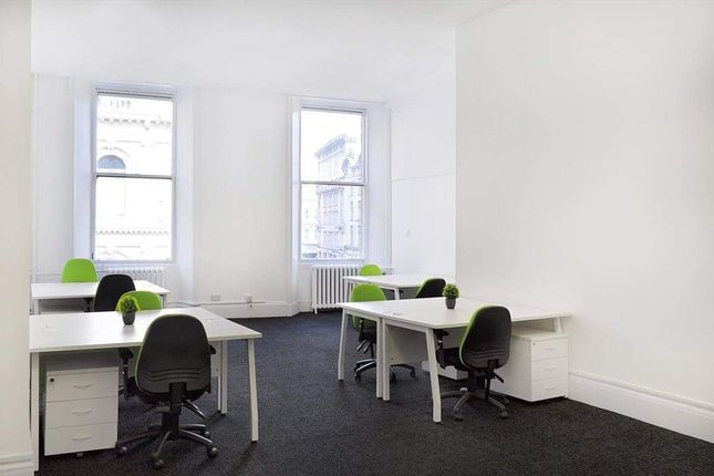 Thumbnail Office to let in Union Street, Glasgow