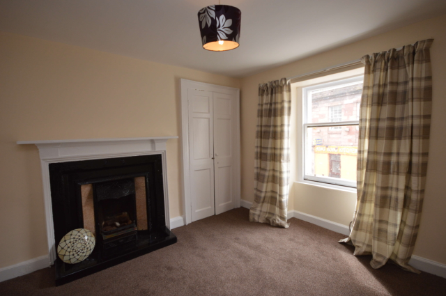 Thumbnail Flat to rent in Academy Street, Inverness, Highland IV1,