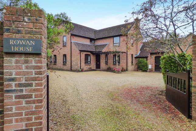 Thumbnail Detached house for sale in Oriel Close, Hilperton, Trowbridge