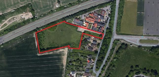 Thumbnail Commercial property for sale in Boxted Road, Mile End, Colchester