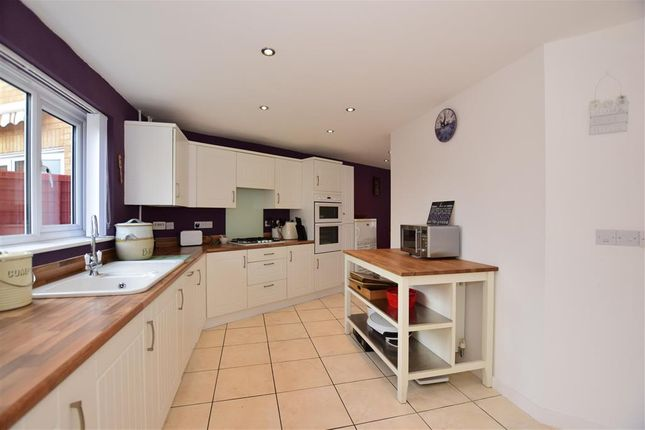 Thumbnail Semi-detached house for sale in Chorister Crescent, Hoo, Rochester, Kent