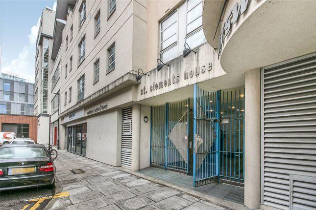 External of St. Clements House, 12 Leyden Street, London E1