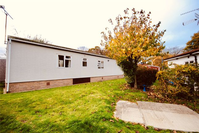 Thumbnail Bungalow for sale in Temple Grove Park, Bakers Lane, West Hanningfield, Chelmsford