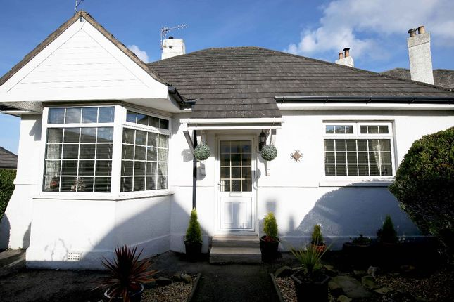 Thumbnail Bungalow for sale in The Crescent, Hest Bank, Lancaster