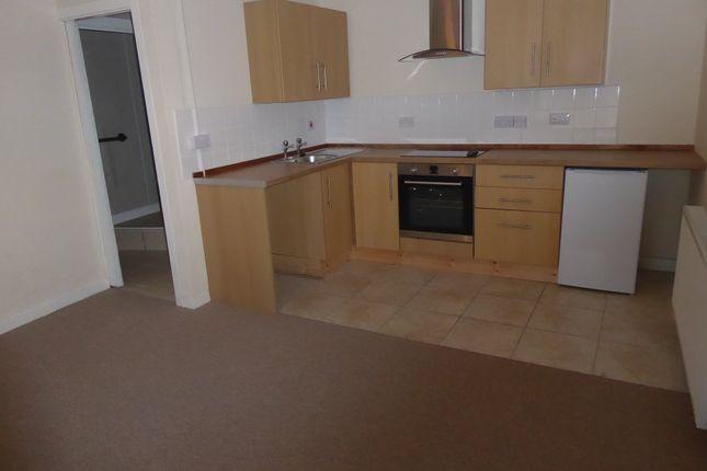 Studio to rent in Priory Street, Carmarthen, Carmarthenshire SA31