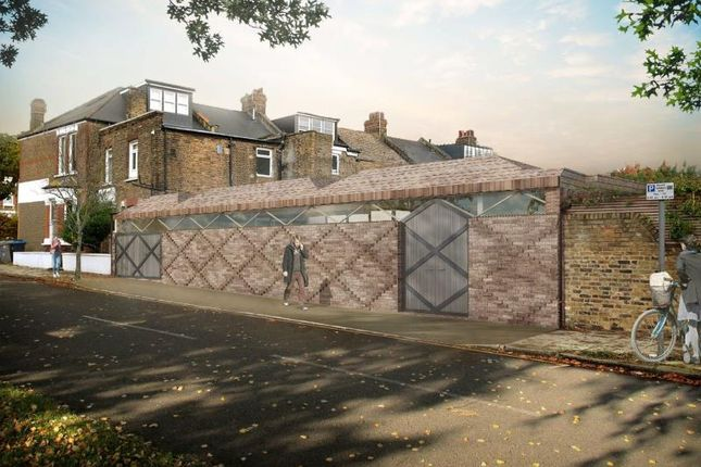 Thumbnail Land for sale in Peploe Road, London