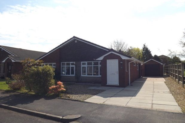Thumbnail Bungalow to rent in Allerby Way, Lowton, Warrington