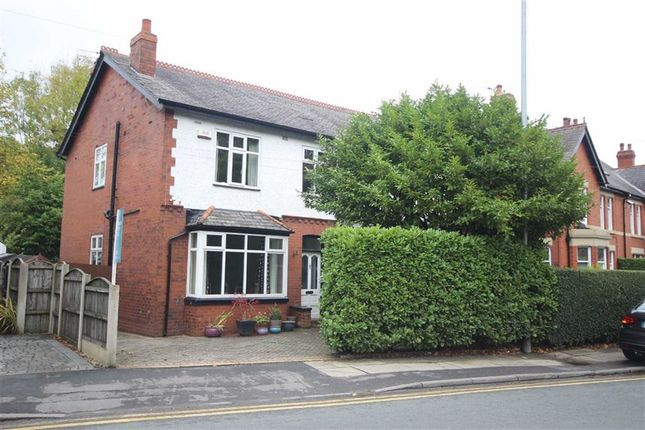 Thumbnail Semi-detached house to rent in Walkden Road, Worsley, Manchester