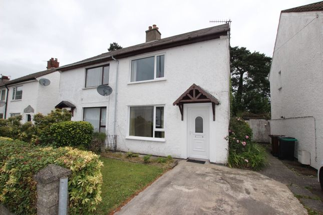 Thumbnail Semi-detached house for sale in Fernagh Road, Newtownabbey