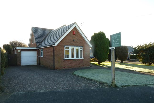 Thumbnail Detached bungalow to rent in Manifold Drive, High Lane, Stockport