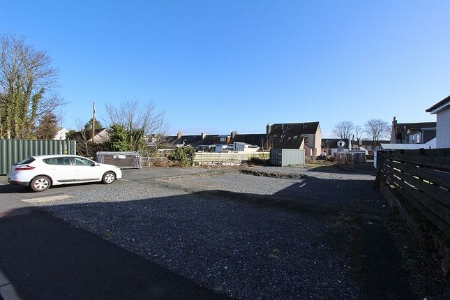 Thumbnail Land for sale in Development Site, Clenoch Street, Stranraer