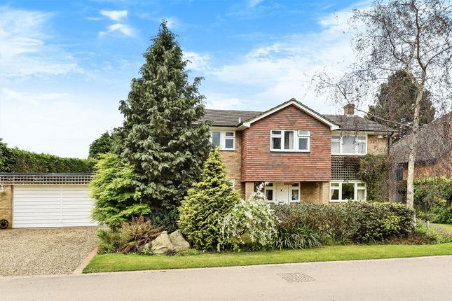 Thumbnail Detached house to rent in Summerfield Lane, Long Ditton, Surbiton