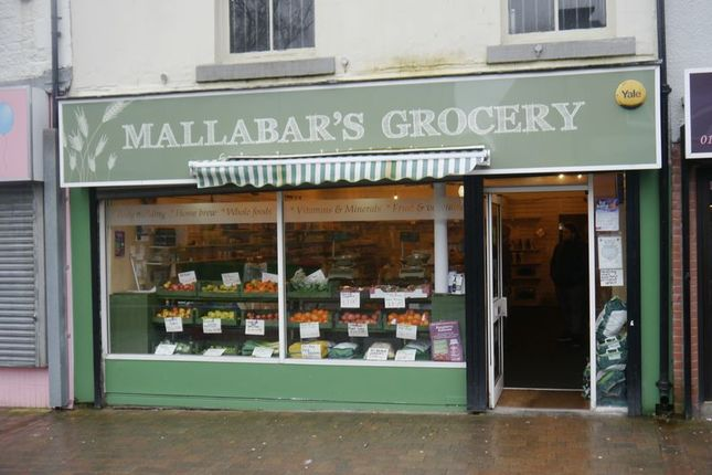 Retail premises for sale in Mallabar's Grocery, 36 Front Street, Stanley